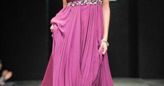 Красивые платья Эмилии Вишневской (47 фото)