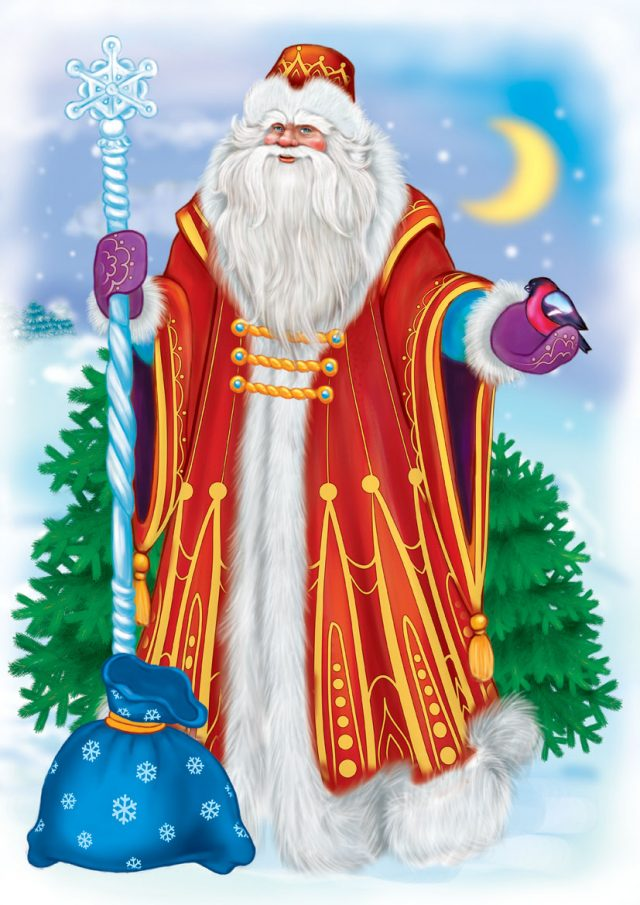 Картинки по запросу картинка дед мороз