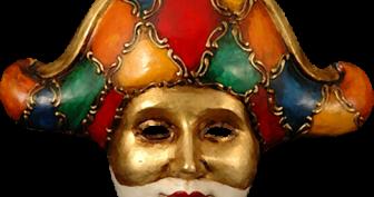 Картинки театральные маски (28 фото)