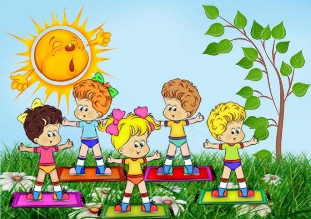 Детские стихи про спорт Стихи про спорт для детей