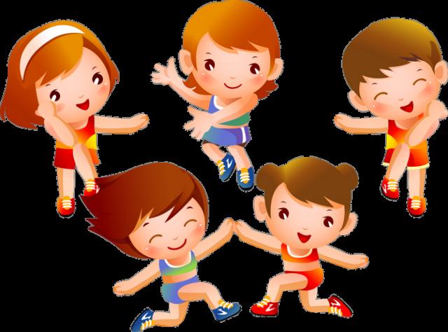 Виды спорта детские картинки