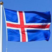 Картинки флага Исландии (10 фото)