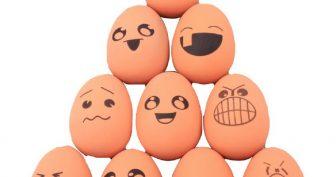 Картинки яйца для детей (35 фото)