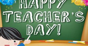 Картинки День учителя в 2018 году (16 фото)