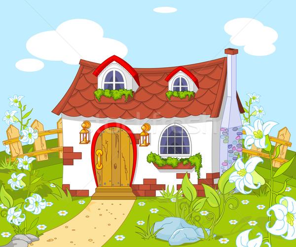 Картинки домика для детей для занятия (19 фото