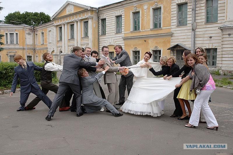 Гости на свадьбе смешные картинки