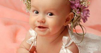 Прикольные фото деток (35 фото)