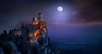Красивые картинки ночного неба (70 фото)