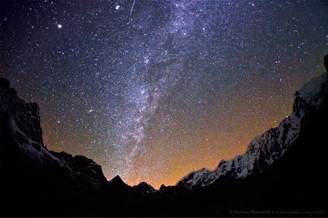 звездное небо фото скачать