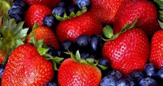 Красивые картинки ягод на рабочий стол (35 фото)