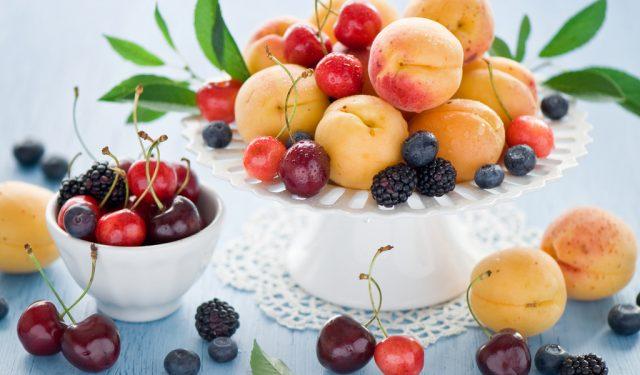 Картинки овощей и фруктов прикольные 8