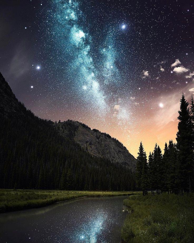 Фото ночь картинки
