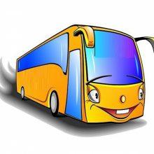 Картинка автобуса для детей (18 фото)