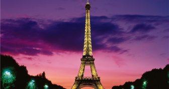 Картинки Эйфелева Башня (23 фото)