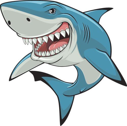 детям об акуле