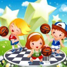 Картинки для детей баскетбол (13 фото)