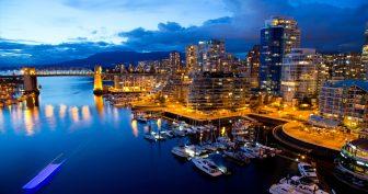 Фото Ванкувера (25 фото)