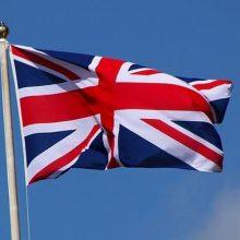 Фото британский флаг (9 фото)