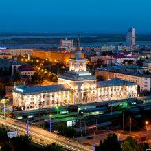 Фото города Волгоград (26 фото)