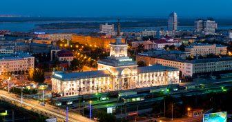 Фото города Волгоград (31 фото)