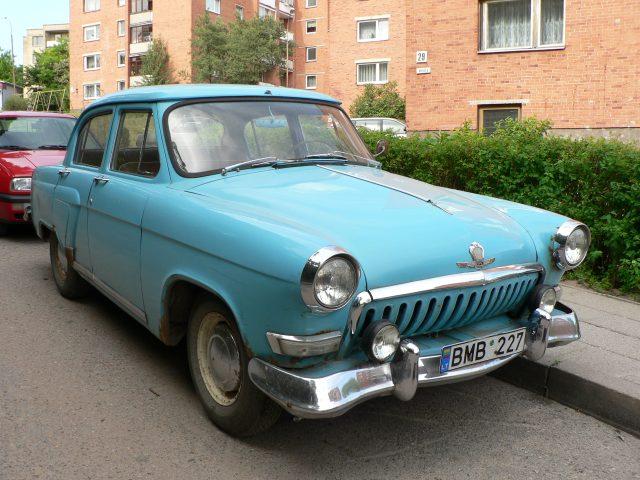 Фото машина Волга (25 фото)