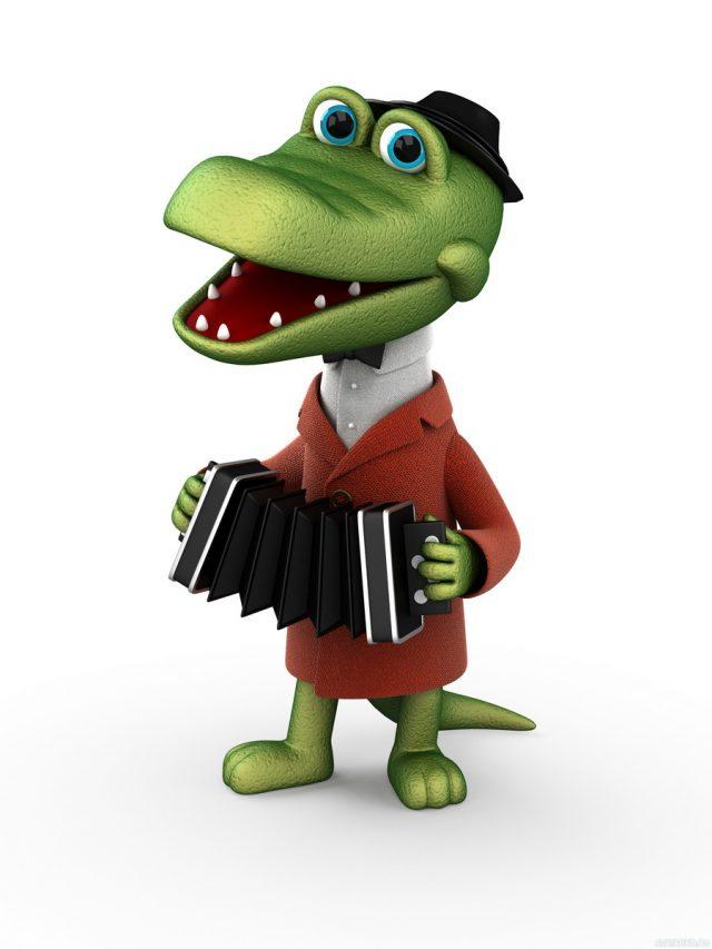 Картинки Крокодил Гена (20 фото) 🔥 Прикольные картинки и юмор