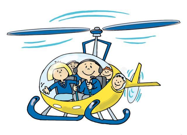 Картинка вертолетчик для детей