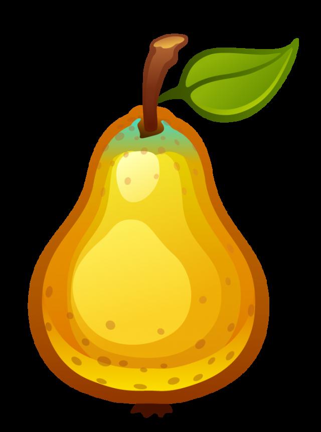Картинки мультяшная груша