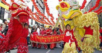 Красивые картинки с Китайским Новым Годом 2019 (16 фото)