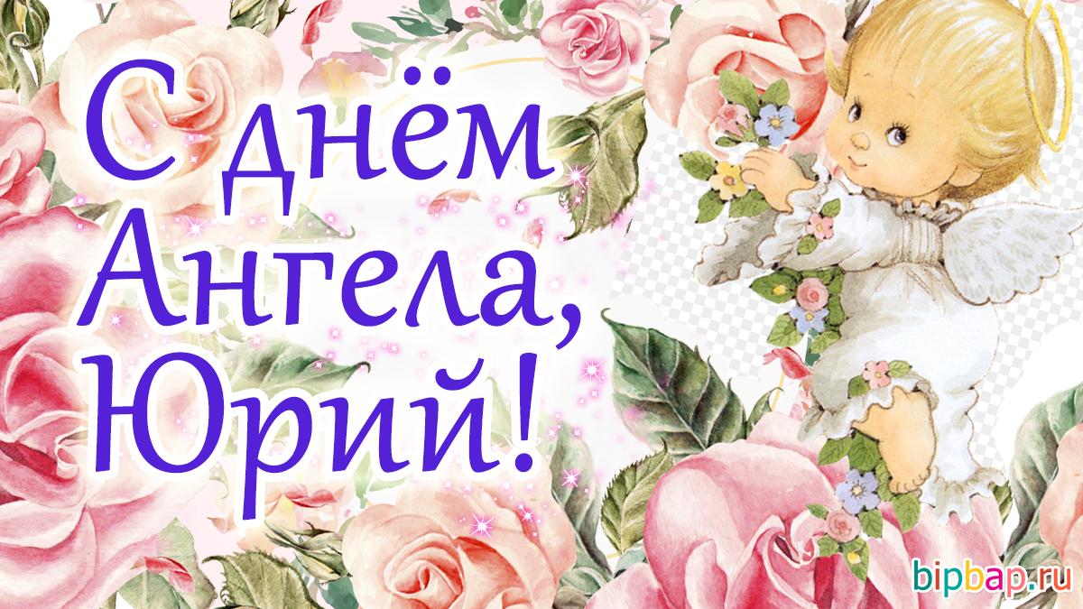розы поздравление с именинами юрий предпочитают