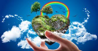 Красивые картинки с Днем Земли 2021 (27 фото)