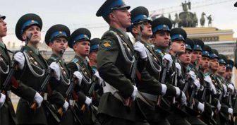 Красивые картинки с Днем создания вооруженных сил РФ 2019 (9 фото)