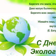 Красивые картинки с Днем эколога (всемирный день охраны окружающей среды) (18 фото)