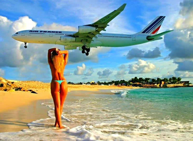 Прикольные картинки полета на самолете, день святого