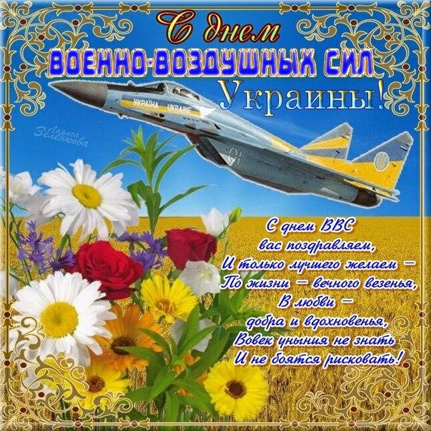 Поздравления с 6 декабря на украинском