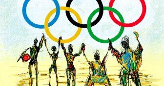Красивые картинки с Международным Олимпийским днем 2021 (25 фото)