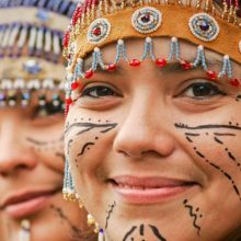 Красивые картинки с Международным днем коренных народов мира (11 фото)