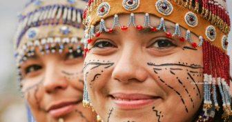 Красивые картинки с Международным днем коренных народов мира (16 фото)