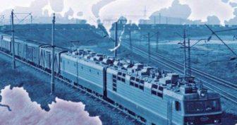 Красивые картинки с Днем железнодорожника 2019 (19 фото)