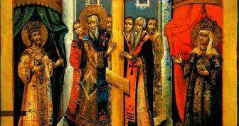 Красивые картинки Воздвижение Честного и Животворящего Креста Господня (10 фото)
