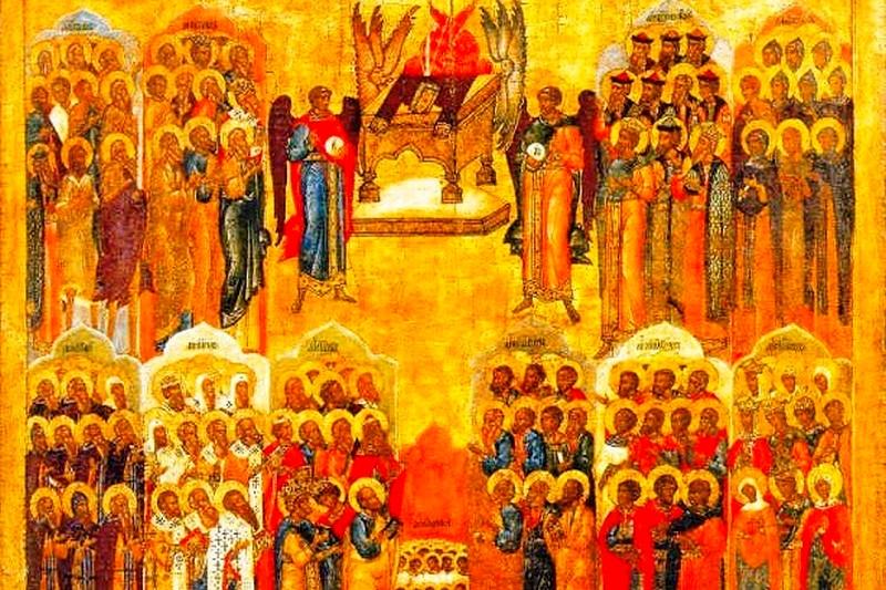 Машинами картинки, с днем всех святых картинки 23 июня