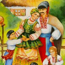 Красивые картинки с Днем украинской письменности и языка 2019 (9 фото)