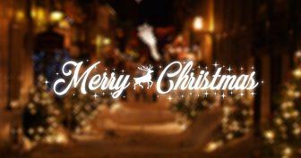 Красивые картинки с Католическим Рождеством 2019 (28 фото)