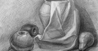 Картинки натюрморта для срисовки (32 фото)