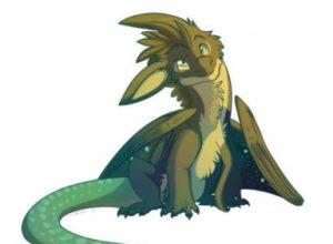 Картинки драконов для срисовки (35 фото)