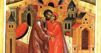 Красивые картинки Зачатие праведной Анною Пресвятой Богородицы. День Анны 2020 (26 фото)