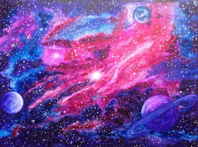 рисунки космоса и планет карандашом суть рефинансирования кредита