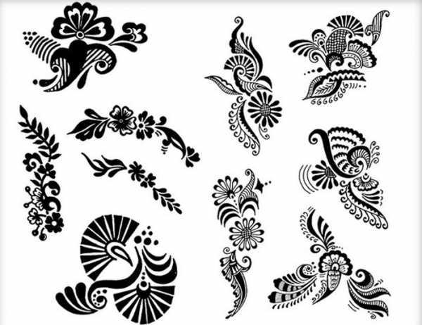 Легкие и простые эскизы татуировок (20 штук