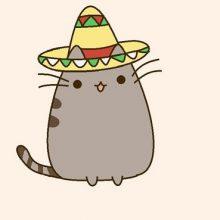 Картинки для срисовки котики няшки (32 фото)