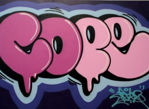 Рисунки граффити для срисовки (34 фото)